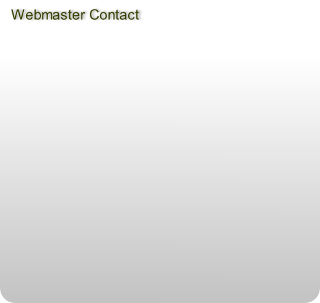Webmaster Contact
